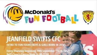 Fun Fours kicks off this week