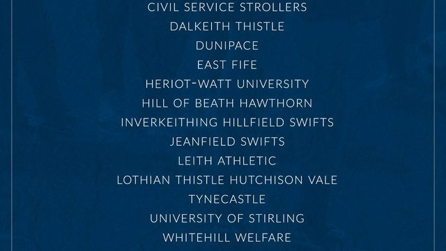 New Lowland Leagues announced for 20's