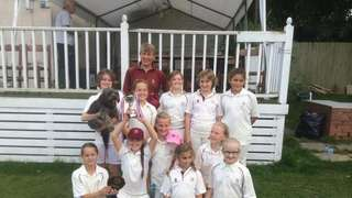 2014 Girls Under 11 County Champions