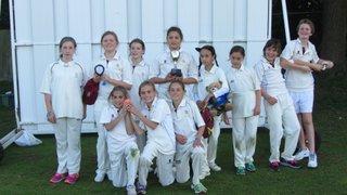 Girls Under 11 County Finals Day 2015