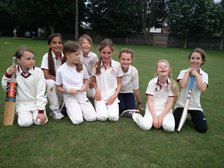 Women's and Girls Cricket at North Middlesex CC in 2019