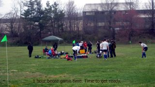 Exiles vs Baltimore Poly 13 March 16