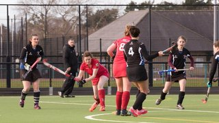 Ladies 1s vs South Lakes - 14.1.17