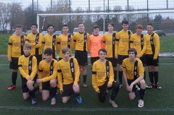 Squad v Gairdoch Utd 13_11_16 (2)
