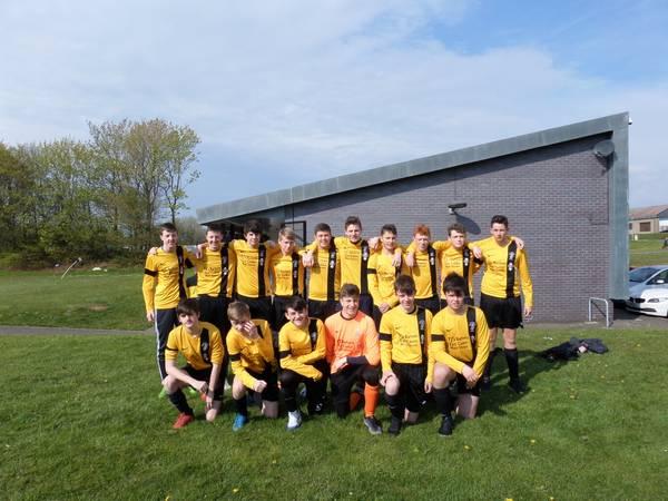 Squad V Fauldhouse 30 April 17a