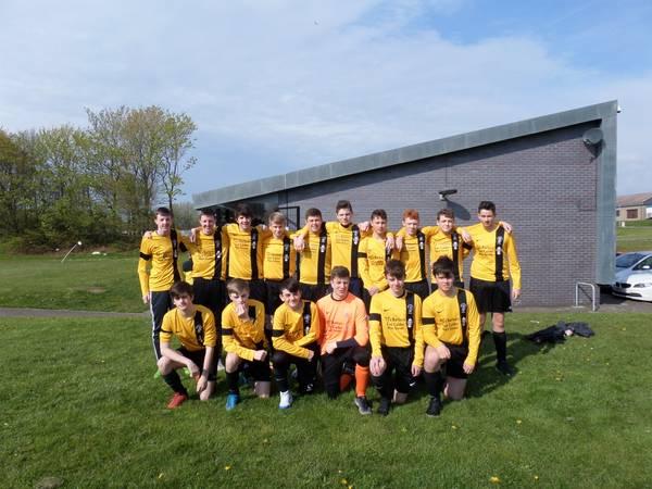 Squad V Fauldhouse 30 April 17c