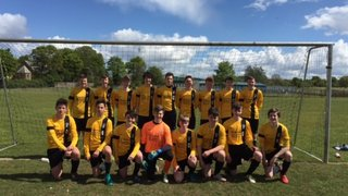 2001's Secure Second in League