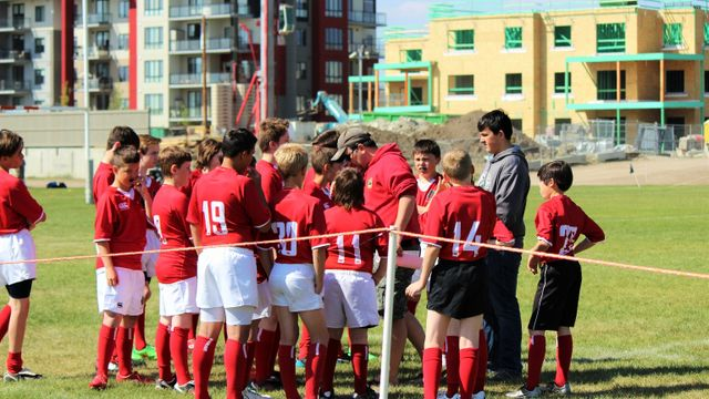 U 13's Boys Team