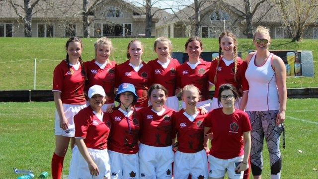 U15 Girl's Team