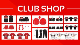 Our New Club Shop Is Officially Open