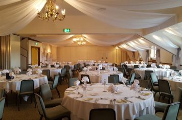Garstang Country Hotel & Golf club are ready for 109 guests including Double Olympic medallist Hannah MacLeod