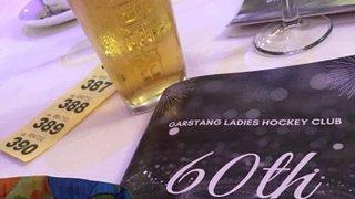 60th Anniversary Dinner - 7 September 2018