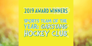 Club WIN Garstang Town Council's Sports Team of the Year