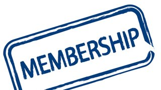 Membership Fees Are Now Due