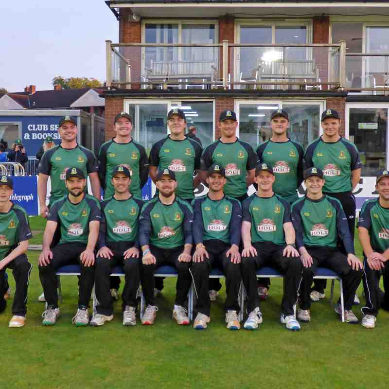 2019 Toft 1st v. Sheffield Collegiate CC T20 National S/F