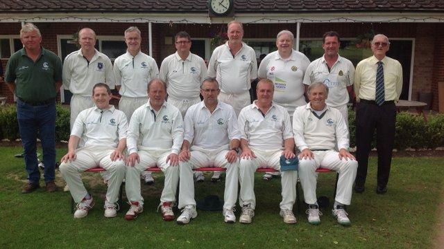 Berkshire Cricket 50+