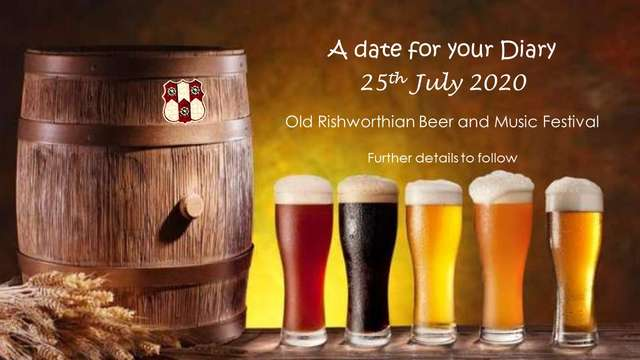 Old Rishworthian Beer and Music Festival