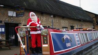 Under 9's Christmas Cruise 2017
