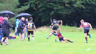 U16s Hawks V East Kilbride 03/09/2017
