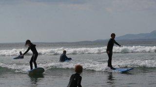 U12s Some Surfing Photos