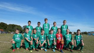 Gorleston U12 Hurricanes