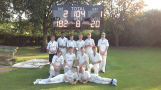 Under 15's Stags