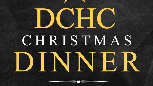 DCHC Christmas Dinner 2019