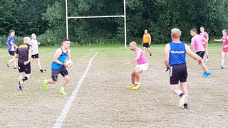 Summer Touch League - Wed 29th May until Wed 3rd July