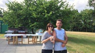 Coggeshall kwik cricket tournament 22nd July 2016