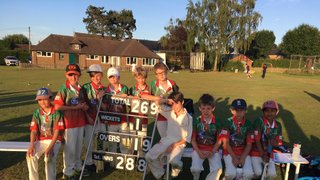 Beaconsfield U9s Smash vs Great Kingshill Friday 22nd June