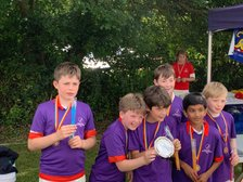 Beaconsfield U10s bring home the plate!