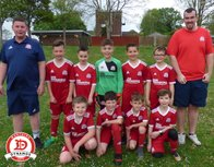 Worthing Dynamos U11 Blue