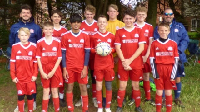 Worthing Dynamos U16s