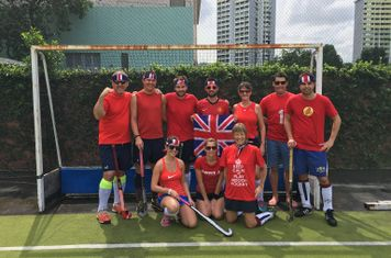 The Great Britain Team 1
