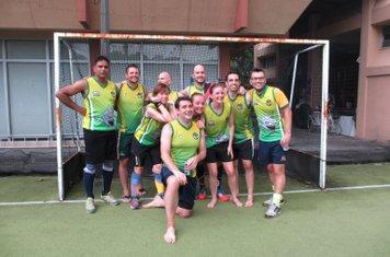 The first runner up - ANZ team!