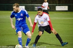Match Report: Yaxley F.C (A) CUP