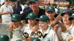 Another Festival trophy for the Under 10 boys