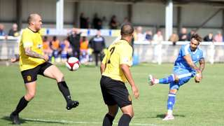 Glossop lose Derbyshire Derby