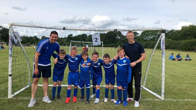 Tournament Success for U8 Tigers and U12 Youth