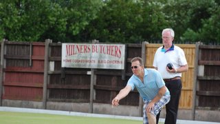 Bowls - Memorial Singles £100 Competition
