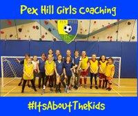 Pex Hill JFC Offer Girls Coaching