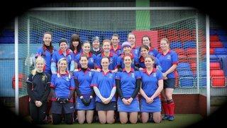 United Services Ladies 2014/15 season