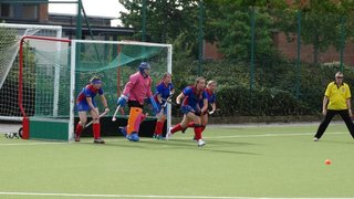 Away to Andover 19 September 2015- first game of the season