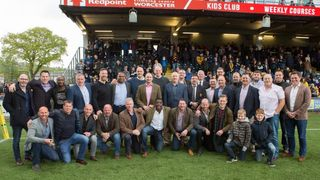 FORMER PLAYER'S REUNION LUNCH--SATURDAY 18TH MAY 12 NOON