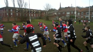 Gateshead U11's v Houghton U11's 26th Feb 2012