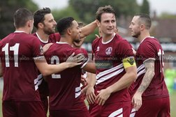 HUNGERFORD TOWN 0 CHELMSFORD CITY 6