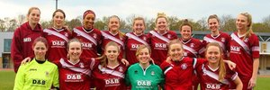 Frontiers 0 Chelmsford City Ladies 1