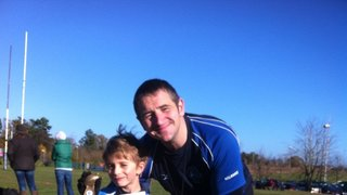 Under 7's player of the week