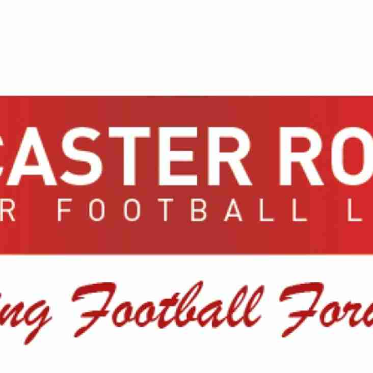 New Partnership With Doncaster Rovers