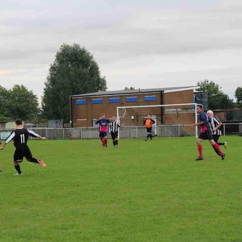 Askern FC v Dunscroft Utd